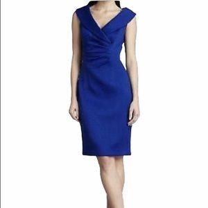 Kay unger new york 2 collar dress